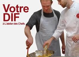 cours de cuisine picardie venez profiter de votre dif à l atelier des chefs