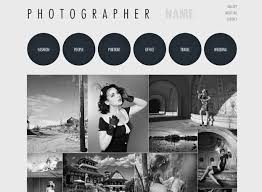 photographers websites website solutions for photographers brandify web solutions
