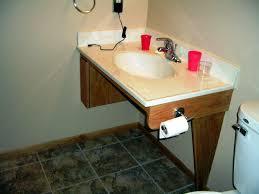 Accessible Bathroom Design Handicap Accessible Bathroom Vanities Best Bathroom Decoration