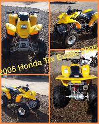 used 2005 honda trx 250ex atvs for sale in texas ready for