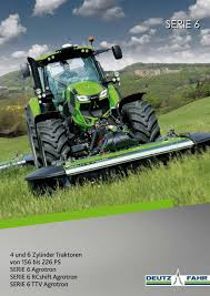 brochure serie6 serie6 4 d low by deutz fahr issuu