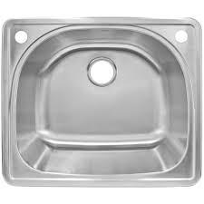 Kitchen Sink Top shop stainless steel kitchen sinks u0026 strainers high quality