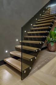 indoor stair lighting ideas wall lights for staircase image of large interior led stair lighting