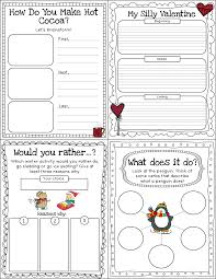 Fourth Grade Language Arts Worksheets Writing Through The Seasons Fall U0026 Winter Writing Prompts