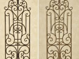 decor 24 beautiful wrought iron garden wall art 44 for your
