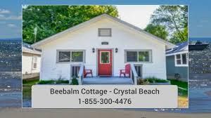 crystal beach cottage rentals beebalm cottage 855 300 4476