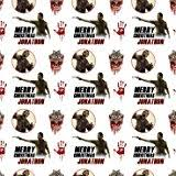 walking dead wrapping paper walking dead style personalised birthday gift wrap with 2 tags