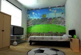 football bedroom wallpaper u2013 bedroom a