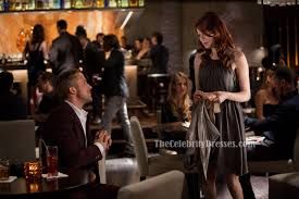 emma stone backless cocktail party dress in crazy stupid love