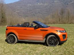 new land rover evoque range rover evoque convertible review webuyanycar blog