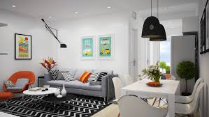 Scandinavian Home Interiors Scandinavian Apartment With Adorable Art And Classic Colors
