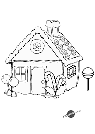 gingerbread man house coloring pages coloring pages wallpaper