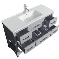 Ceramic Bathroom Vanity by Wcs211148s Natalie 48