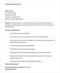 resume for team leader position in bpo call center resume example 9 free word pdf documents download