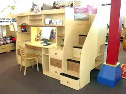 Childrens Bunk Bed With Desk Bunk Loft Beds Cheap Loft Bunk Beds With Stairs Kellycaresse