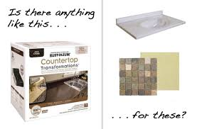 Painting Bathroom Countertops Can You Paint Cultured Marble Or Tile Countertops Home Makeover