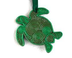 sea turtle ornament honu epicycle designs