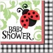 Ladybug Baby Shower Centerpieces by Ladybug Theme Baby Shower Decorations