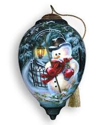 Christmas Ornaments For Painting by Best 25 Painted Ornaments Ideas On Pinterest Christmas Tree