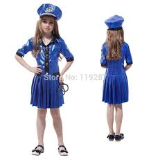 Halloween Express Costumes Girls Buy Wholesale Police Performance China Police