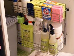 bathroom sink organizer ideas under the sink organization ideas medium size of sink storage