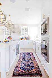 All White Kitchen Designs by Best 20 Kitchen Runner Ideas On Pinterest U2014no Signup Required