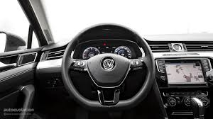 white volkswagen passat 2015 2015 volkswagen passat review autoevolution