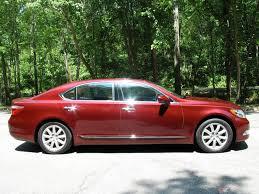 lexus ls 460 on forgiatos car picker red lexus ls