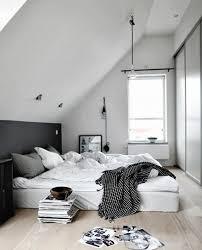 deco chambre lit noir chambre adulte mur noir idées décoration intérieure farik us