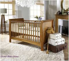 baby nursery neutral bedding diaper stackers bed canopies wall