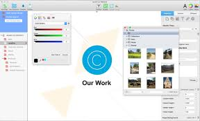 colors home page mac website builder everweb everything you need to build your