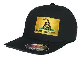 American Flag Flat Bill Hat Don U0027t Tread On Me Gadsden Flag Hat Flexfit Curved Bill Cap