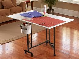 Drafting Craft Table Portable Craft Table Hobby Home Sewing For Drafting Folding