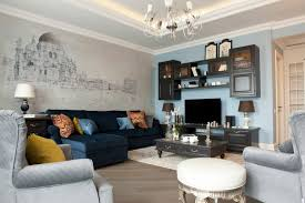 living room modern living room with house painting ideas also