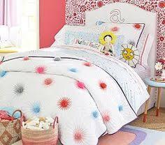 Girls Patchwork Bedding by Margherita Missoni Linen Patchwork Quilt Standard Sham Coral