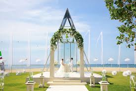 wedding cake di bali 9 oceanfront wedding chapels in bali where you can hold
