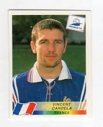 candela calciatore figurina calciatori 98 1998 panini numero 161 francia