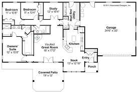 blueprints for ranch style homes ranch style open floor plans level 3 to 4 bedroom ranch style home