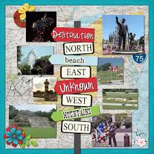 vacation photo albums best 25 vacation scrapbook ideas on scrapbooking