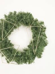 Plant Used As A Christmas Decoration Easy Holiday Decor From Design Crush Umbra Journal Umbra