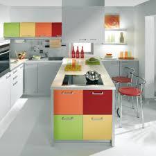 deco cuisine couleur idée deco cuisine couleur