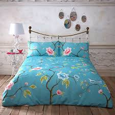 Debenhams Bedding Sets Butterfly Home By Matthew Williamson Turquoise Floral Bedding Set