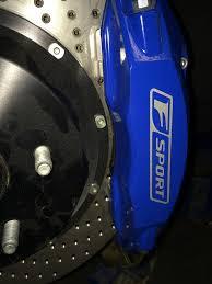 lexus is350 f sport brakes ca trade is350 custom f sport bbk for stock brakes u0026 cash