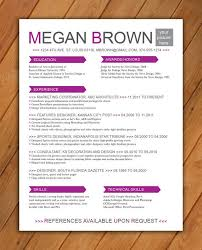 Resume With Color 32 Best Resume Images On Pinterest Resume Ideas Resume Design