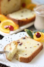 vegan orange cranberry coriander pound cake lands u0026 flavors