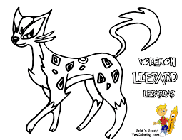 pokemon coloring pages fire type coloring page