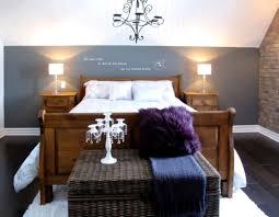 schlafzimmer mit dachschrge gestaltet schlafzimmer dachschrge farblich gestalten