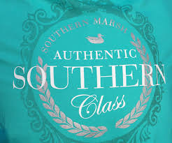 Southern Comfort Slogan Southern Class Tee Long Sleeve Southern Marsh Southern And