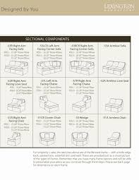 Pds Upholstery Personal Design Series Sof By Lexington Baer U0027s Furniture