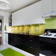 black bottom and white top kitchen cabinets two tone cabinets design ideas pictures remodel and decor